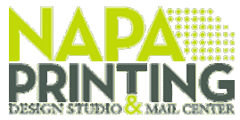 logo of napa printing - client of truby achievements