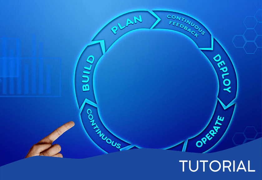 continuous improvement circle graph - featured image for a Continuous Improvement tutorial from Truby Achievements