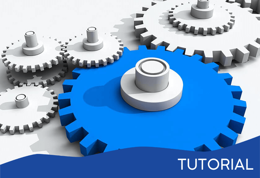 white and blue cog wheels - featured image for an Efficiency Systems related tutorial from Truby Achievements