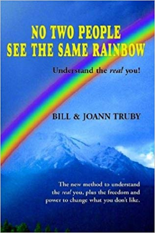 no two people see the same rainbow book a truby achievements product