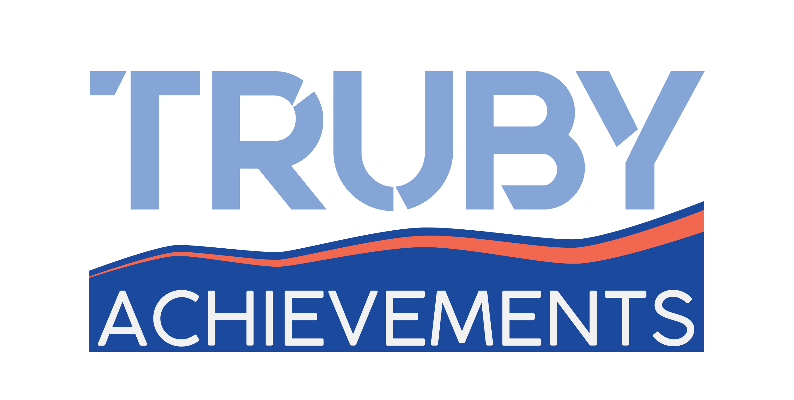 truby achievements logo a leading source for leadership and management training