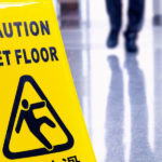 caution wet floor sign - from Make Better Decisions - Why Managers Violate Natural Laws by Truby Achievements