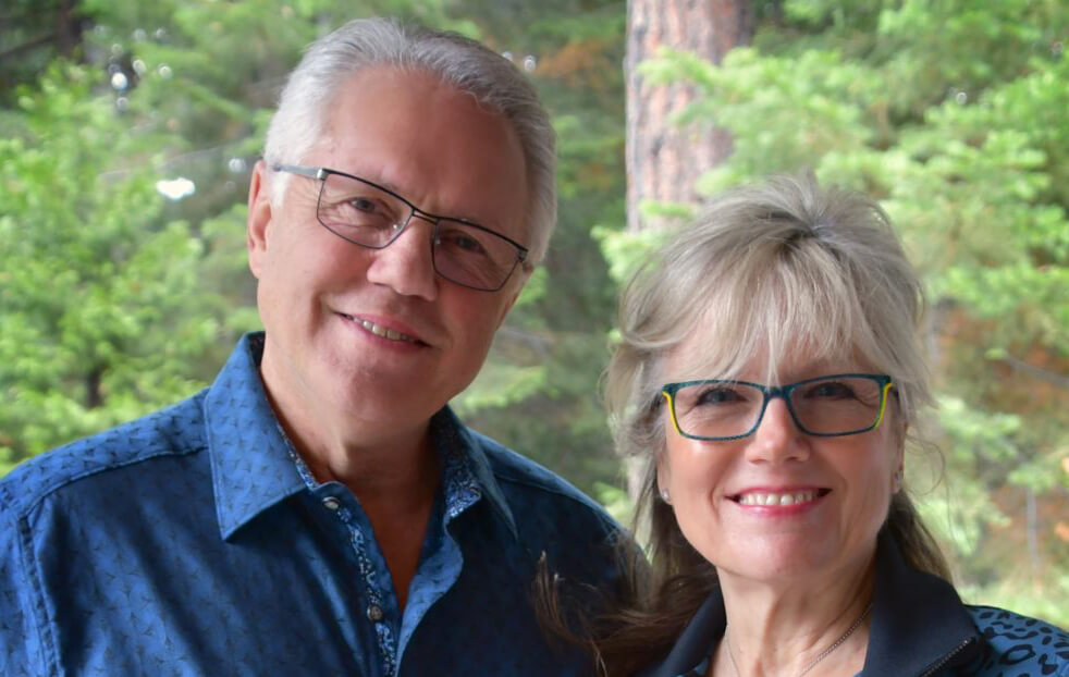 photo of bill and joann truby, the founders and experienced leaders behind truby achievements