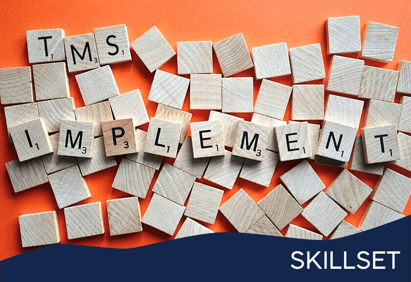 scrabble tiles with TMS implementation - featured image for truby management system implementation skillet from truby achievements